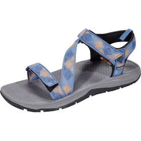 Columbia Wave Train - Sandales Homme - bleu
